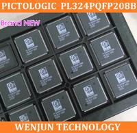 Free Shipping Brand NEW PICTOLOGIC PL324PQFP208B for Printer Main Control Use 1PCS/lot