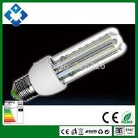 Wholesael  led lighting U Shape AC85-265V SMD2835 LED High bright  Corn Light E27 B22 16W 3W 5W 7W 9W