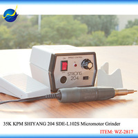High Quality Electric Dental Lab HANDPIECE MICROMOTOR, Strong 204, 35000 Rpm
