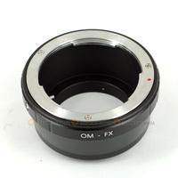 OM-FX Adapter Tube Ring For OM Lens to Fujifilm Fuji X Mount Camera X-Pro1 X-E1 X-E2 X-M2 X-M1 etc.