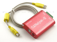 Dual Channel USB To CAN Adapter Analyzer , 2500 VRMS , CANOpen J1939 DeviceNet