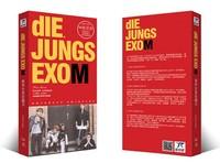 Wholesale Freeshipping Exo m team< Die Jungs limited > exom postcard k-pop exo-m kpop post card 60 postcard +30 stickers