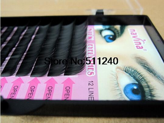 Graft Eyelash Extensions Mink Eyelash Extensions