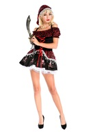 2014 New Arrive Halloween Costumes for Women Cosplay Costumes Party Cocktail Dress Sexy Maid Princess Costume PS11297