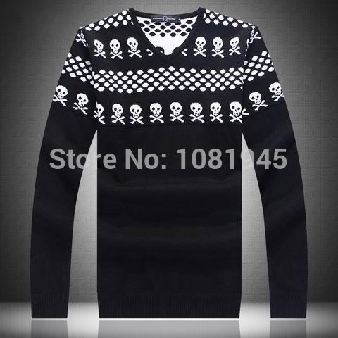 Мужской пуловер V