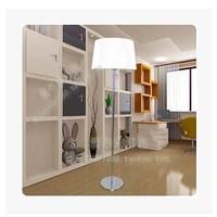 Free shipping European rural floor lamp modern fashion creative lighting warm sitting room bedroom chandeliers31-40W
