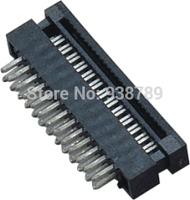 1.27mm   dip plug connector  PCB dip socket connector 26P
