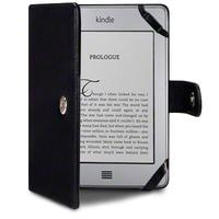 200pcs/lot Wallet Leather Folio Case Cover for Amazon Kindle Touch Hot Sale Laudtec