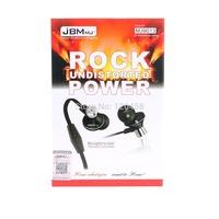 JBM Super Bass Stereo In-Ear Earphone 3.5mm Headset with Microphone for Phone iPhone MJ9013