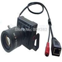 1080P HD 2MP IP Network H.264 P2P 9-22mm Manual Focus Zoom Lens Mini Square Camera 30fps Android IOS,ONVIF