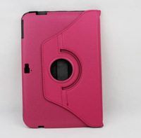 PU leather tablet Shell skin/Protective case Cover for Samsung N8000 N8010 Tablet PC free shipping