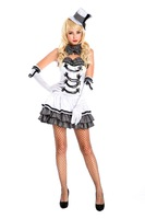 2014 Halloween Sexy Costumes for Women Cosplay Sexy Costumes Party Maid Dress Women's Fantasy Custom PS1215