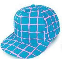 Brand The New Woman Hat Plaid Hip-hop Cap Baseball Cap