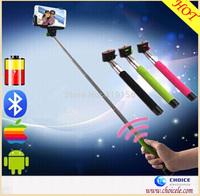 Bluetooth mulit-function monopod selfie stick for phone photo taking