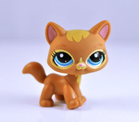 Littlest Pet Shop Cat Collection Child Girl Figure Toy Loose Rare