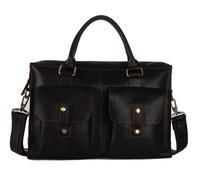 2014 brand men's handbag bag 100% genuine leather men's messenger bag retro OL leather business bag