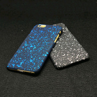 "New Style 3D Cover Three-dimensional Stars Ultrathin Frosted Phone Case for iPhone 6 4.7"" PT4048"
