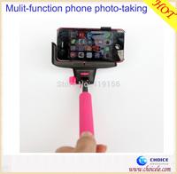 Camera wireless monopod,bluetooth selfie stick