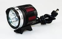 Front Headlight 3L2 Bicycle Front Headlight  3 x Cree XM-L2 4-Mode 3500-Lumen Led Bike Light HeadLamp