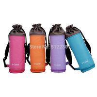 Baby bottle bag, warmer/cooler/insulator, 300D waterproof polyester+6mm EPE foam+Aluminum foil