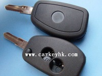 Renault key Best quality Renault flip remote modified key cover with 2 buttons for renault clio