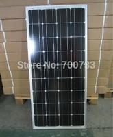 100w solar panel for 12V system,monocrystalline, photovoltaic panel, solar module