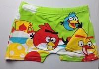 6pcs/lot Kids children knitted boys pants shorts panties underwear child clothing boxer briefs intimates cartoon wholesale 5-13T