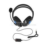 1pcs Wired Gaming Headset Headphones with Microphone for Sony PS4 for PlayStation 4