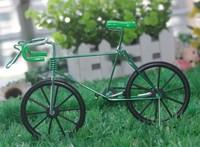 Free shippinh with Aluminum handicraft bike model/cjh-A