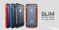 "Original NILLKIN SLIM Border Series Case For Apple iPhone 6 4.7"" phone case+Screen Protector + Retail box"