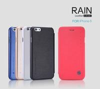 "Original NILLKIN Super Rain Leather Case For Apple iPhone 6 4.7"" phone case+Screen Protector + Retail box"