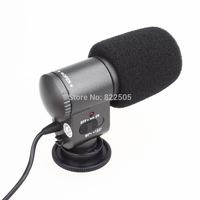 Professional Stereo Microphone SG-109 for Nikon Canon DSLR DV Camera Camcorder
