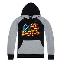 2015 new coke boys hoodies for men and women sports hip hop Hoodie winter warm clothing design brand mens cotton sweatshirt