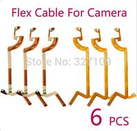 6 pcs Lens Aperture Flex Cable Replacement part for fit Canon 24-105mm IS Repair