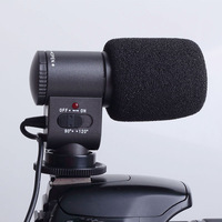 SG-107 DV Stereo Microphone Shotgun Video Camera Camcorder for canon 600D 60D