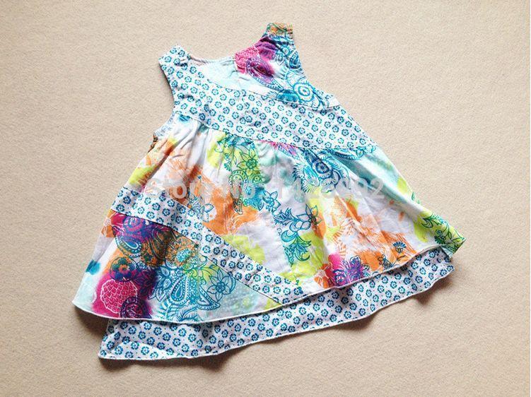 Платье для девочек Vestidos 100% R002 R002#