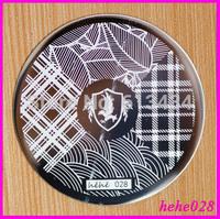 Free Shipping   Stamping Nail Art  8pcs/lot  hehe028  Nail Art Stamping hehe001-060