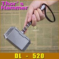 The Avengers THOR MJOLNIR Hammer Replica Alloy figure High Quality Cosplay Hammer Copy 30cm,1 pcs Christmas Gift