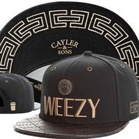 2014 new gold/black bone fashion Snapback hats adjustable baseball caps hats for men-women sports hip pop sun cap gorras cheap