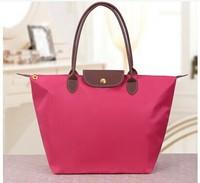 ZH0979 High quality Small Handbags Brand New 2014 women messenger leather mom handbags bag Shopping Hand Nylon shoulder bags