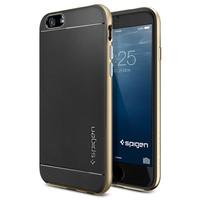 "New modern 5.5"" spigen sgp durable slim armor for apple iphone 6 plus case Neo Hybrid phone cases & covers 50pcs/lot DHL Free"