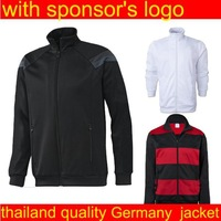 Germany jacket N98 jacket sports Training Sportswear man Football black Sports jacket