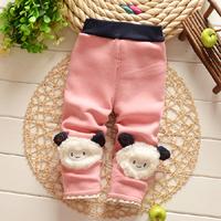 2014 new winter Baby girls Infant Fashion cotton Leggings Korean girls trousers B043