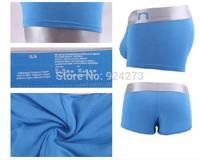 10pcs/lot boxer underwear men sexy men's boxer shorts cueca shorts men short trunk boxing day sale!