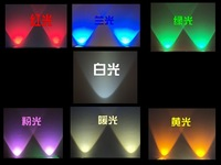 CHERRY MX mechanical axis to change light -emitting keyboard , mouse, DIY colorful LED light-emitting diode / lamp beads