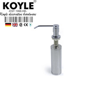 KOYLE - Steel Kitchen Sink Liquid Soap Dispenser soap dispenser bathroom accessories automatic soap dispenser dispenser for soap