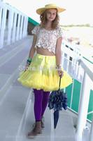 Fashion new arrival high quality factory fluffy pettiskirts Adult Tens tutu skirts Lady princess petticoat wholesale