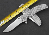 High Quality ZT 0600 Folding Knife,5Cr13Mov Blade Steel Handle Survival Pocket Knives,Multi Hand Tools,On Sales