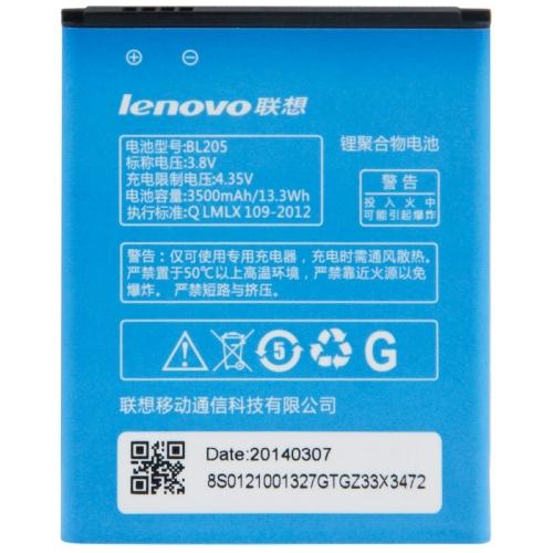 Original Battery Rechargeable Li-Polymer Battery for Lenovo P770