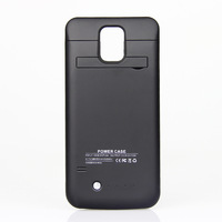 New Travel 3800mAh External Battery Backup Charger Battery for Samsung Galaxy S5 i9600 Power Bank Case Pack Stand Case for i9600